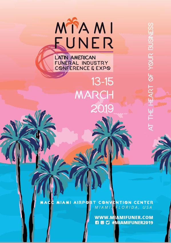 Выставка Miami Funer 2019