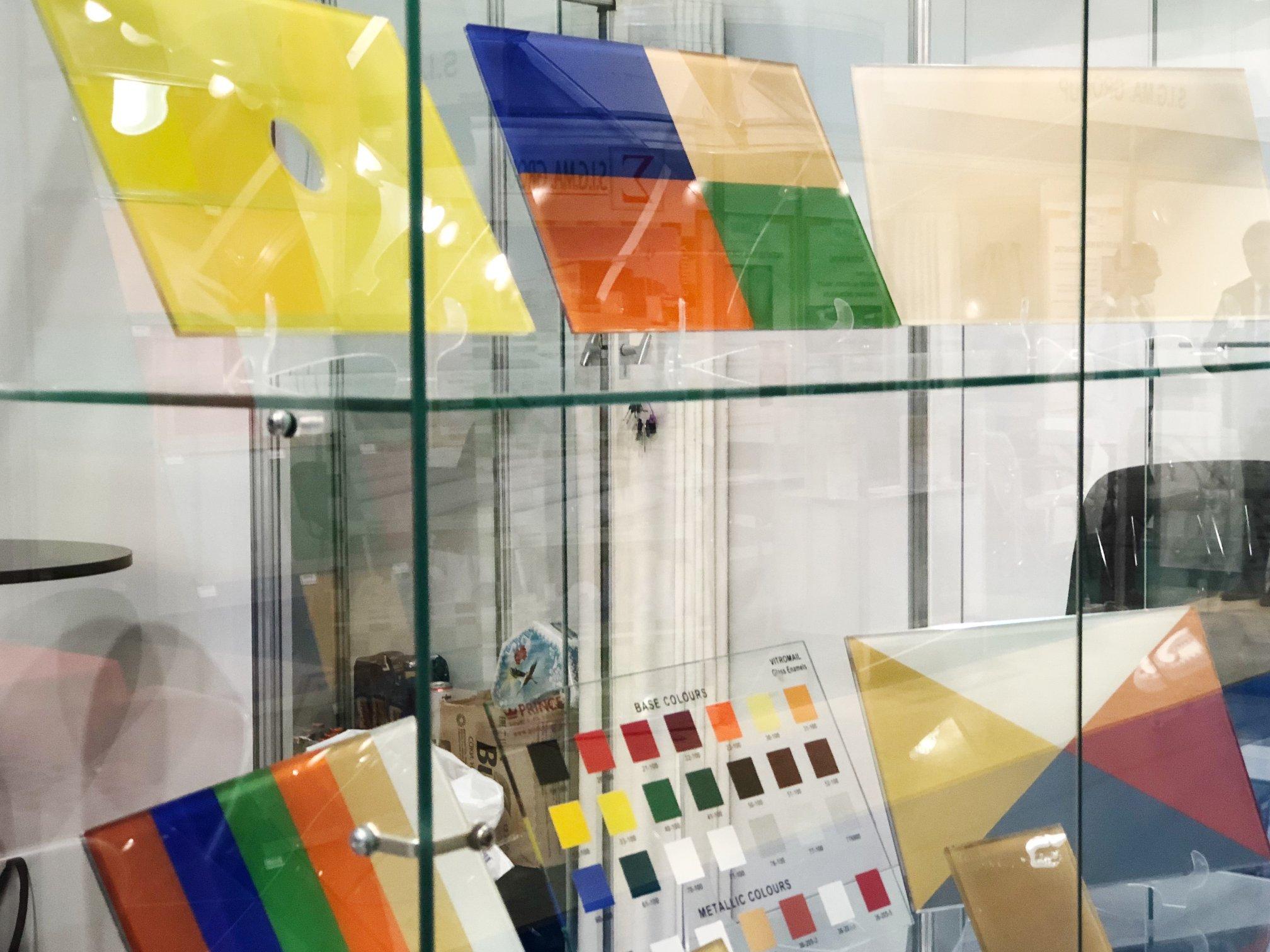 Выставка Мир стекла