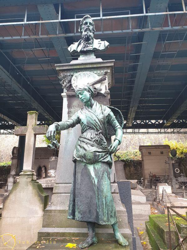 Кладбище Монмартр