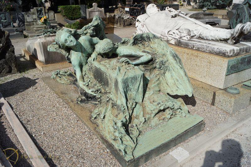Монументальное кладбище Милана