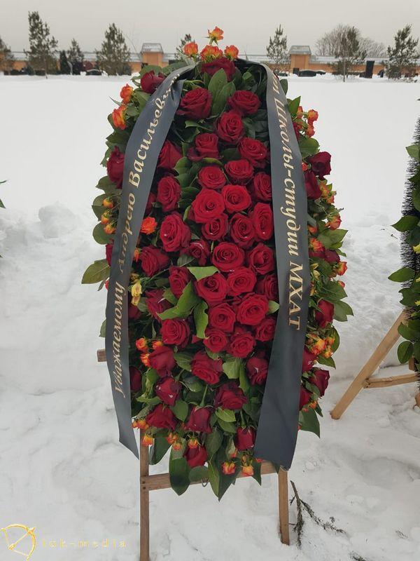 Прощание с Андреем Мягковым