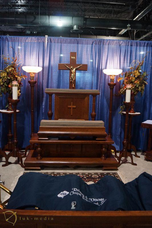 похоронная выставка NFDA-2016