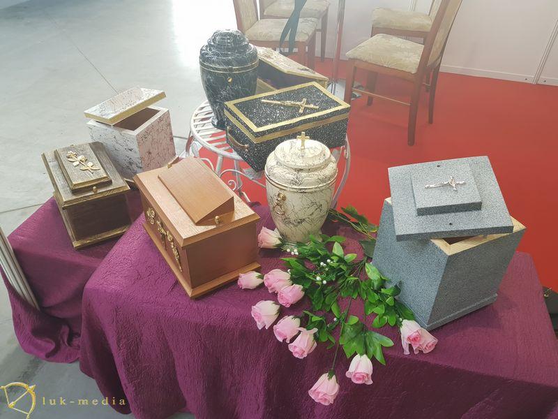 Открытие выставки Некроэкспо 2019 в Кельце