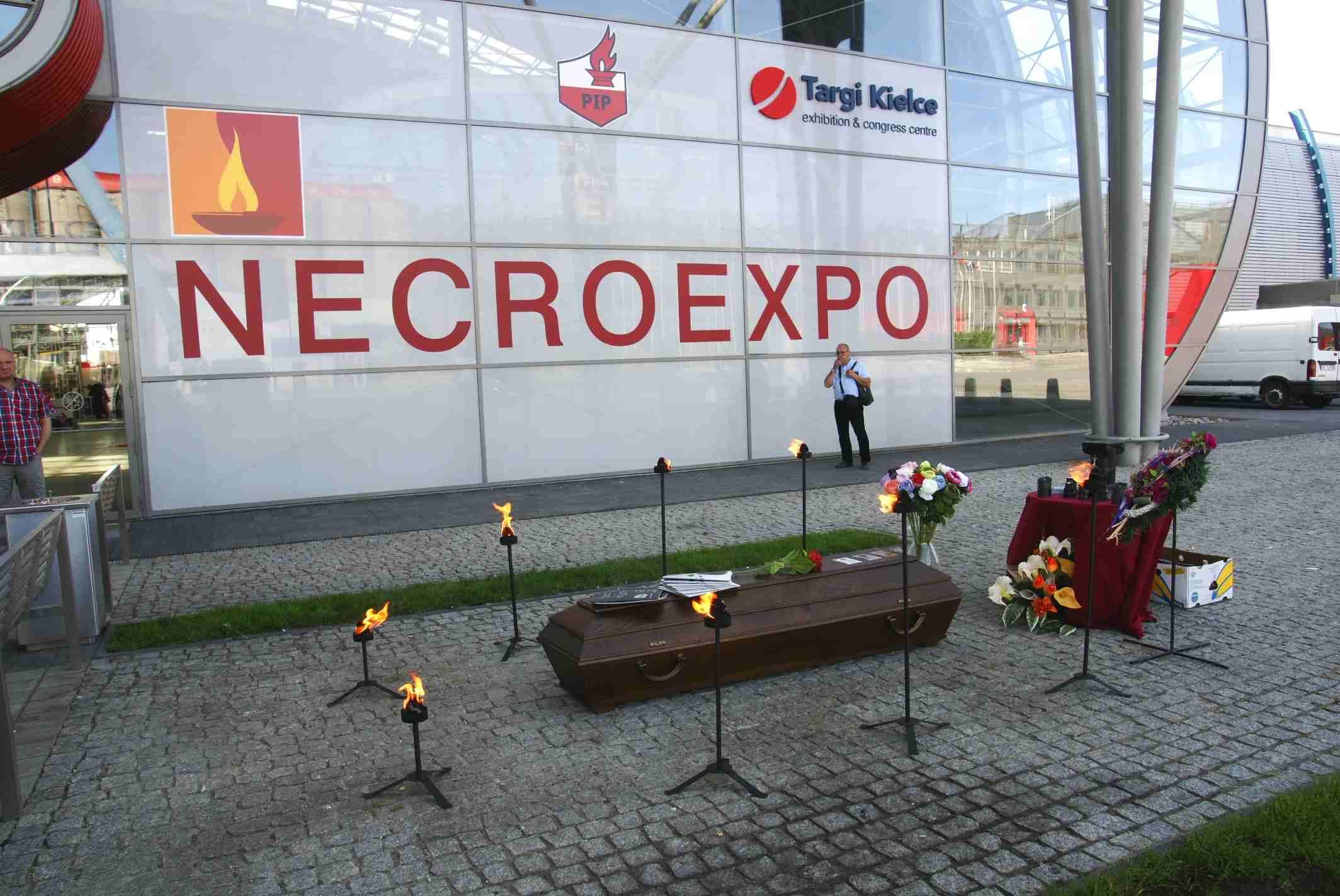 Анонс выставки Necroexpo 2019