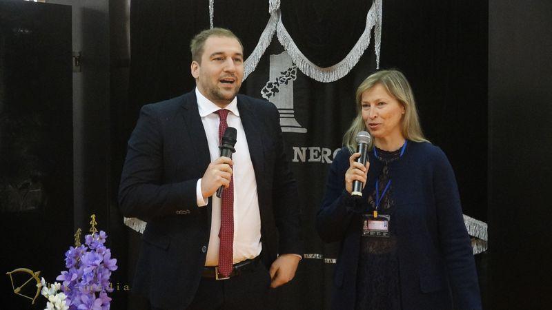 Открытие выставки Некрополь 2017