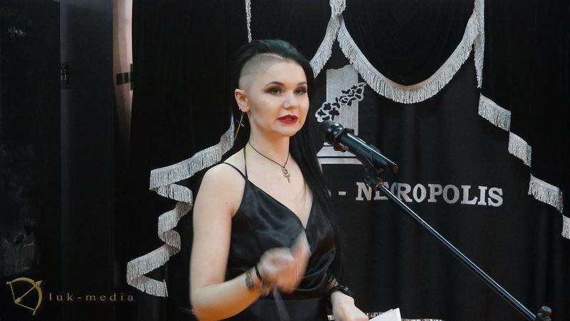Конкурс Мисс и Мистер Некрополь