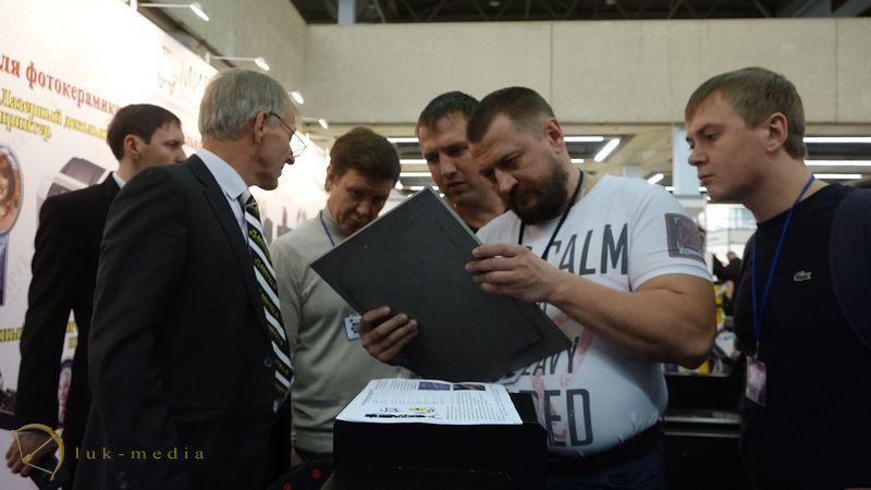 Участники выставки Некрополь