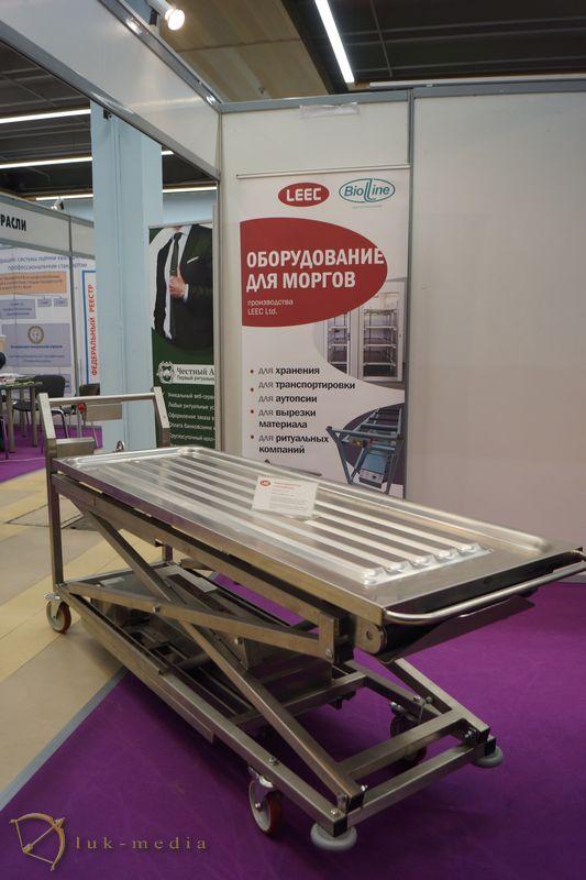 Участники выставки Некрополь 2017, часть четвёртая