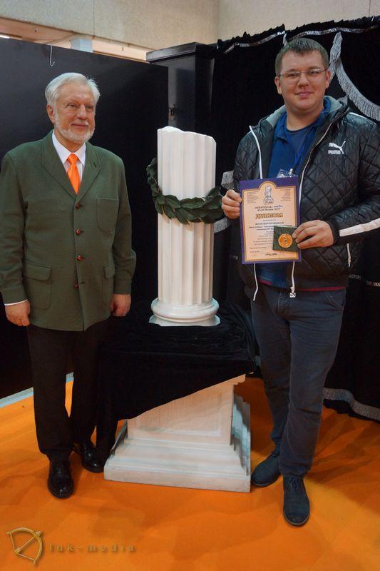 Закрытие выставки Некрополь 2017