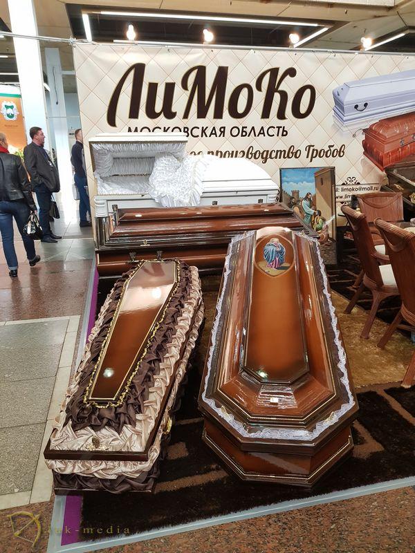 Участники выставки Некрополь 2018 часть первая
