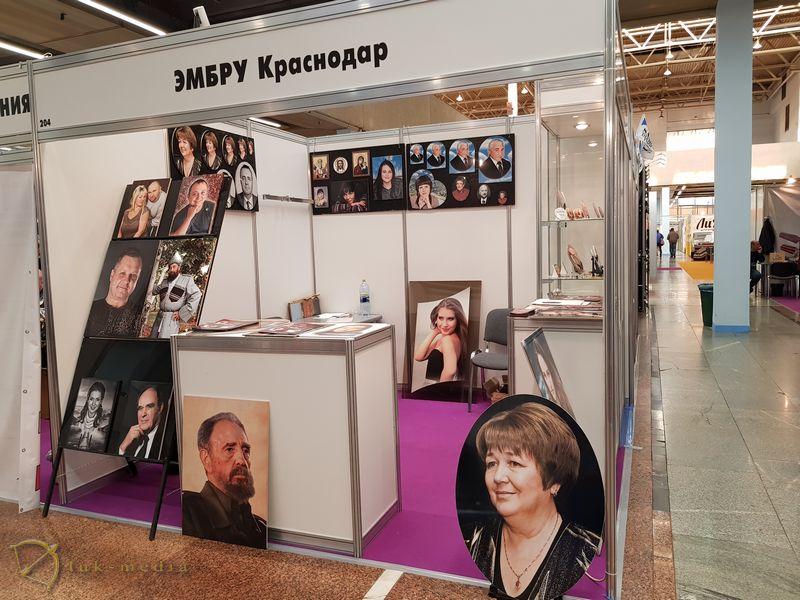 Участники выставки Некрополь 2018 часть пятая