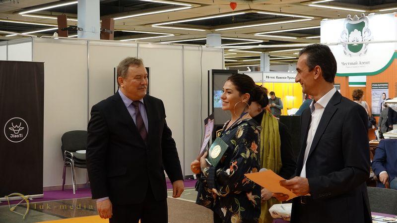 Закрытие выставки Некрополь 2018 в Москве