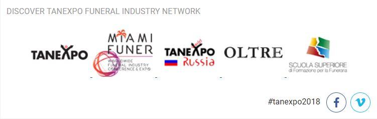 Выставка Танекспо будет представлять себя на выставке Некрополь в Москве