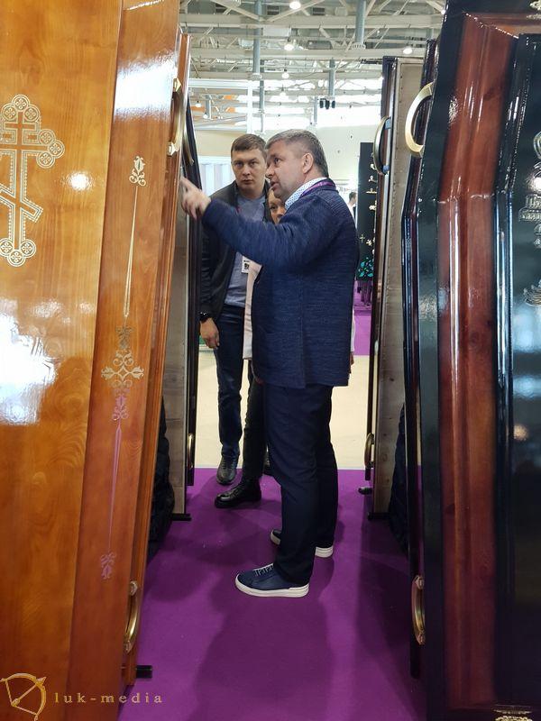 Анонс выставки Некрополь 2020 от компании Фаворит