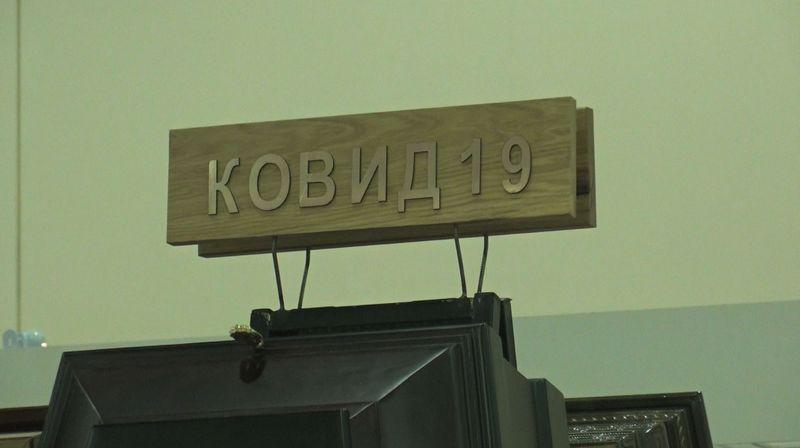 Участники выставки Некрополь 2020 в Москве, часть первая