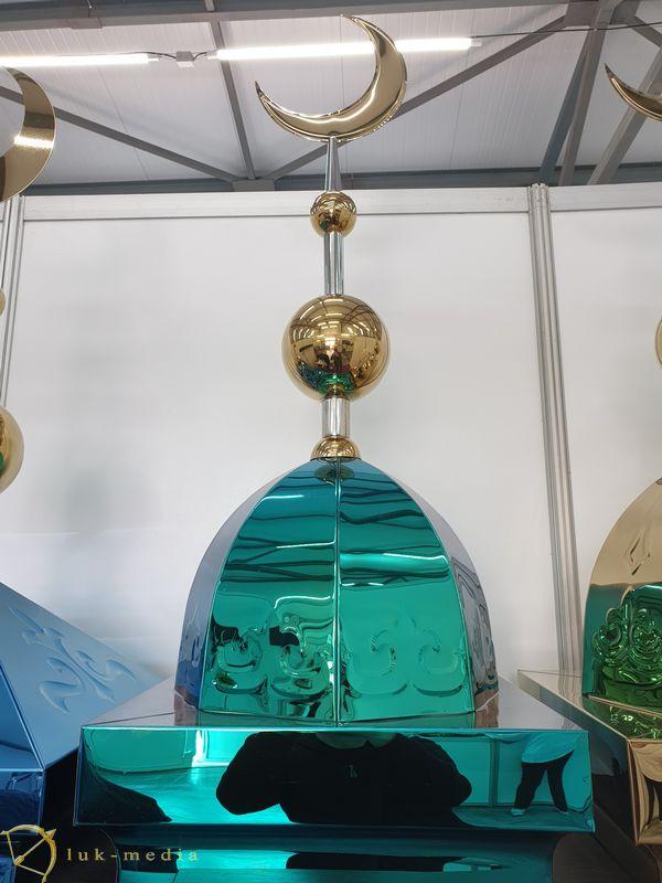 Участники выставки Некрополь Сибирь 2021