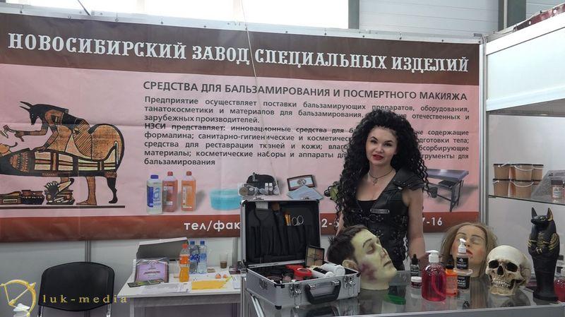 Участники выставки Некрополь Сибирь 2021, часть третья