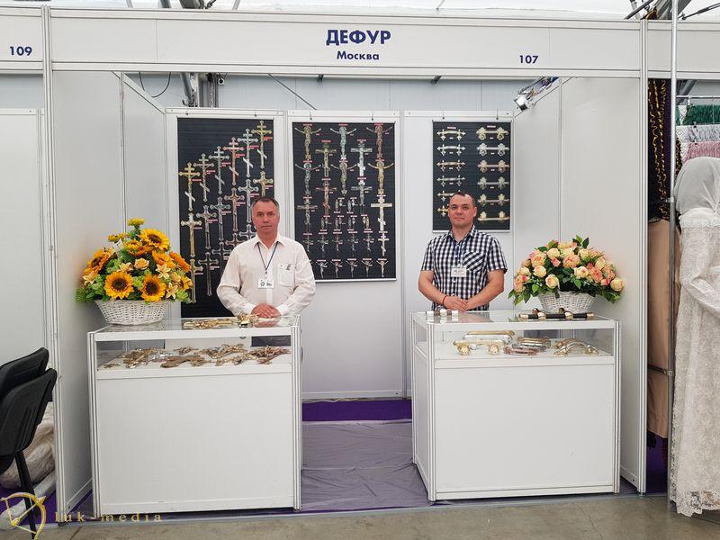 Компания Дефур на выставке Некрополь Казань 2019