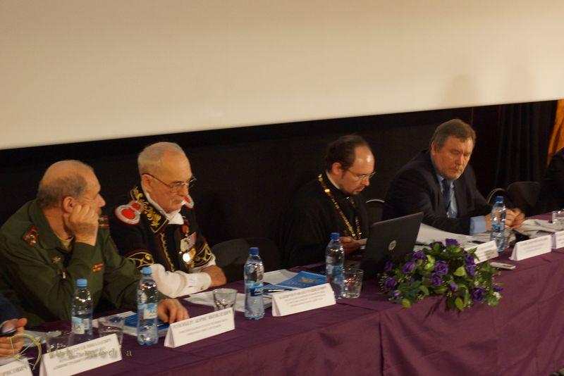 Круглый стол на выставке Некрополь-Урал 2017