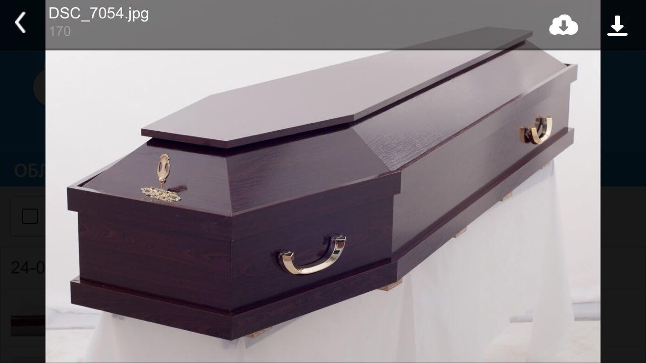 Каталог продукции Отрадненского похоронного дома