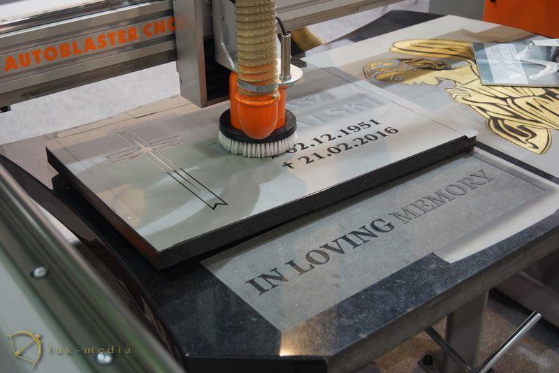 Инструмент по камню в Познани 2016