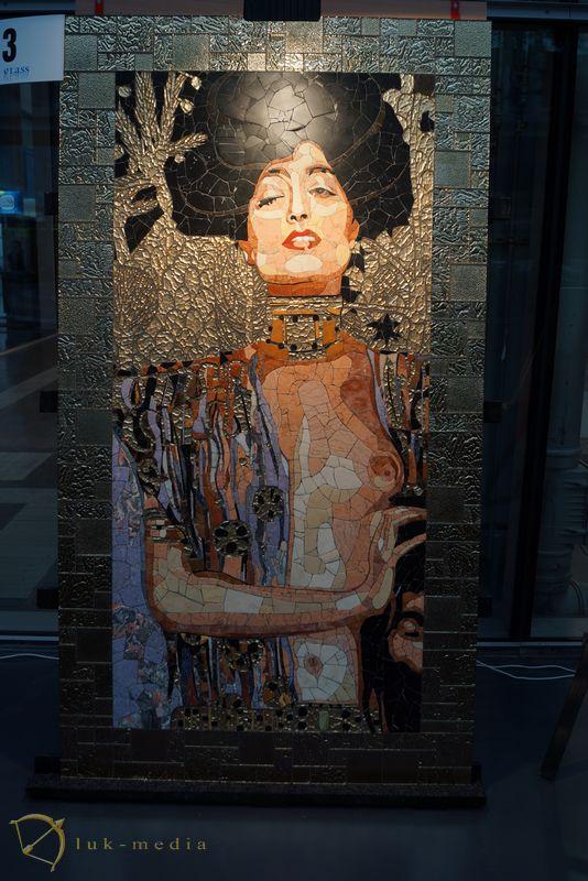 Выставка стекла и камня в Познани 2016