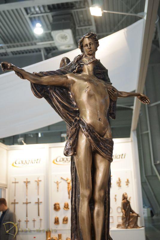 Ритуальная выставка в Познани
