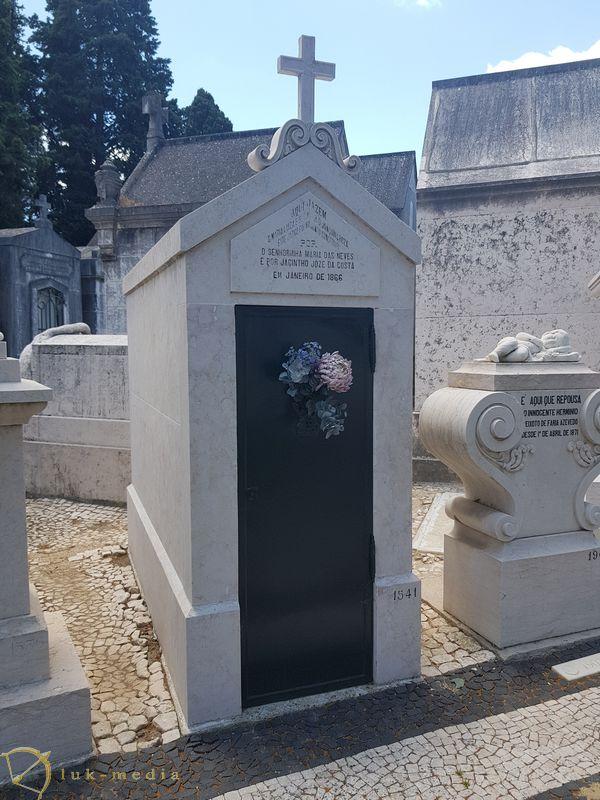 Кладбище Празереш в Лиссабоне