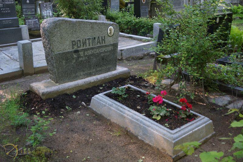 Шмерльское кладбище в Риге