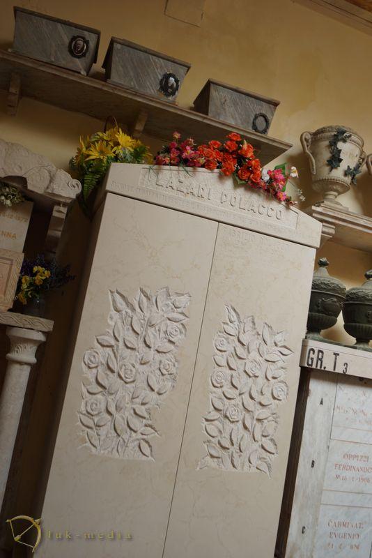 кладбище Сан-Микеле в Венеции