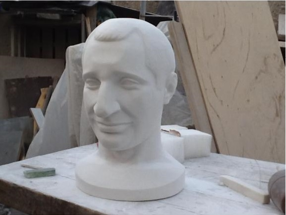 Владимир Циммерлинг, скульптор-декор