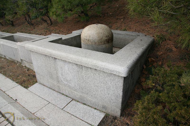 Военная техника в военном мемориале республики корея