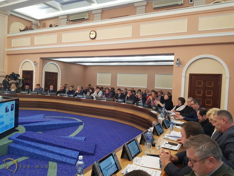 Первый професиональный форум Сибирь Ритуал 2018