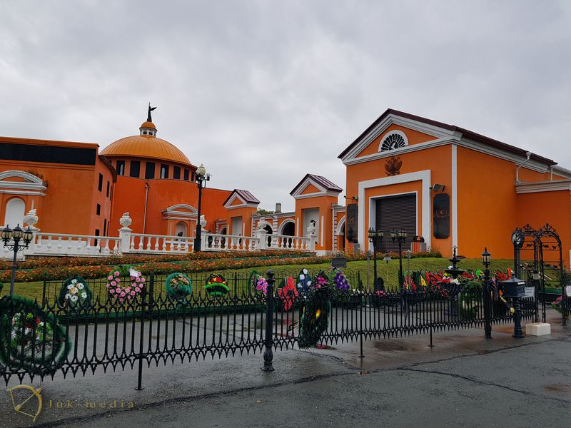 Некрополь Новосибирск 2020