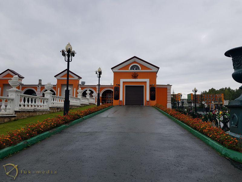 Экскурсия в Новосибирский крематорий