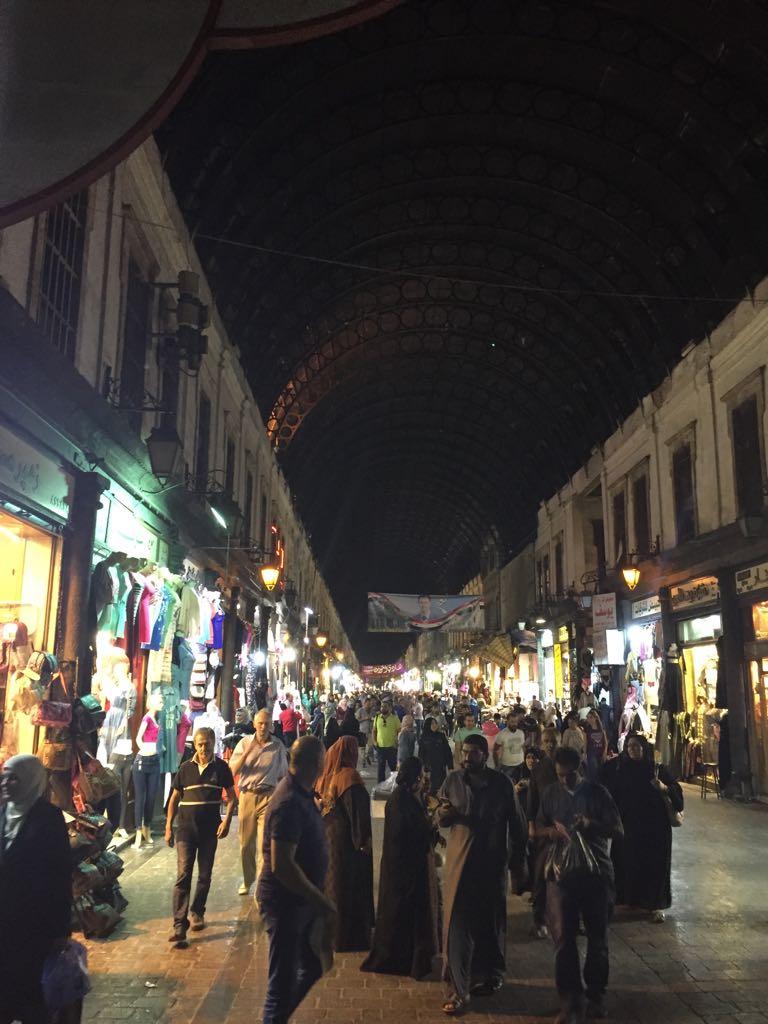 Сирия Дамаск