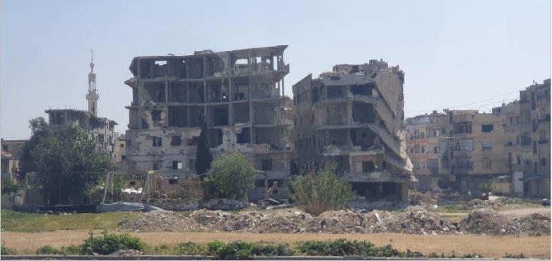 Экспедиция в Сирию