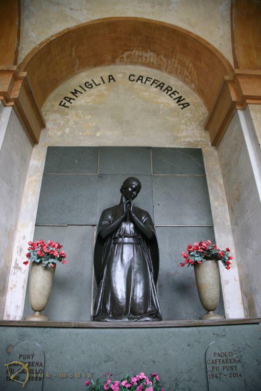 Кладбище в Генуе