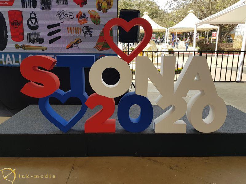 Выставка STONA 2020