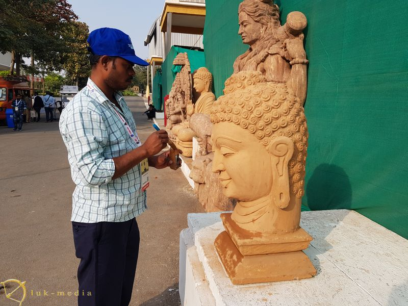 Выставка Stona 2020 в индийском Бенгалоре