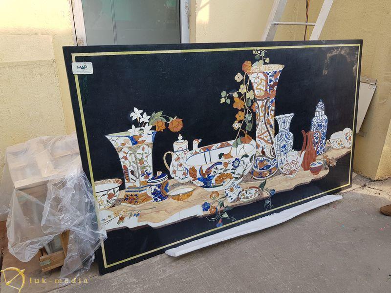 Выставка Stona 2020 в индийском Бенгалоре, часть вторая
