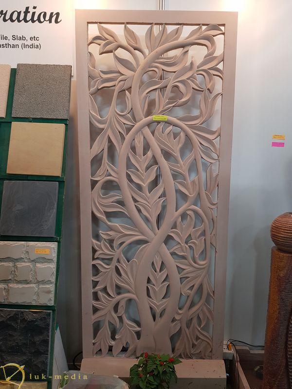 Выставка Stona 2020 в индийском Бенгалоре, часть третья