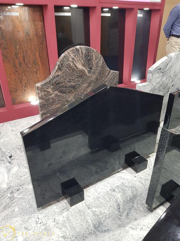 Памятники на выставке STONA 2020, часть первая