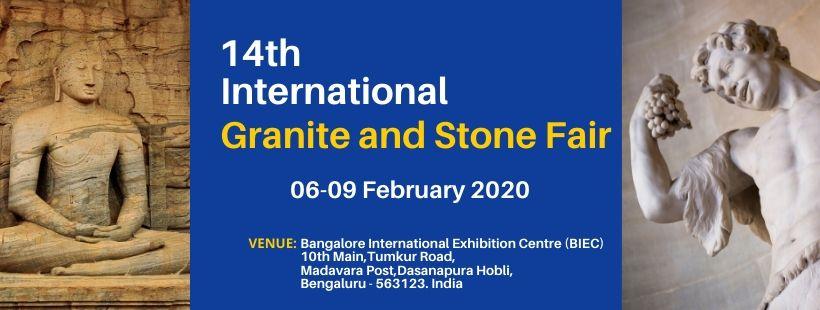 Анонс выставки камня Stona 2020 в Бангалоре