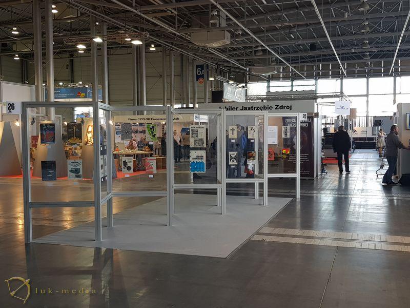 Познаньская выставка камнеобработки 2017