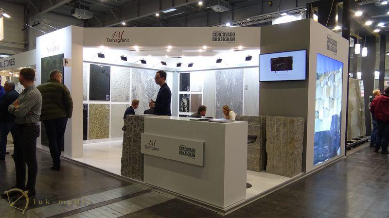 Выставка камня в Познани 2019