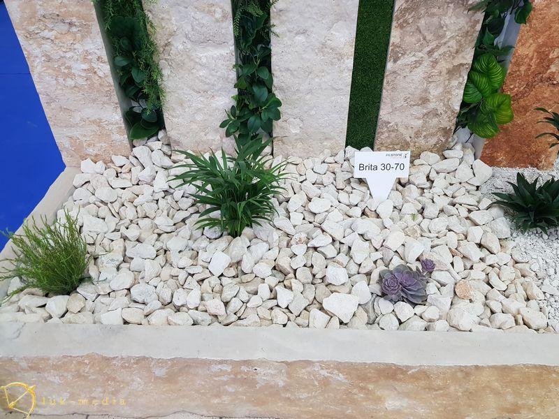 Выставка камня в Баталье