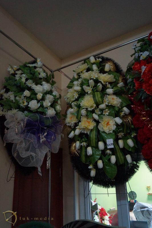 Прощальный зал в Тамбове