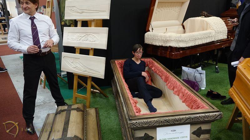 Список выставок похоронной отрасли 2018