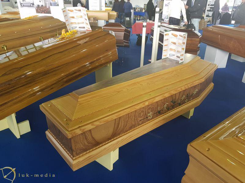 Гробы на выставке Tenerexpo 2019, часть третья